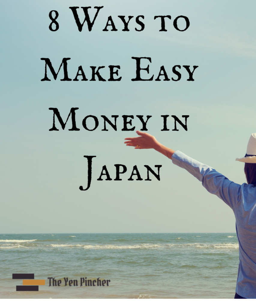 How To Make Money In Japan Without A Visa