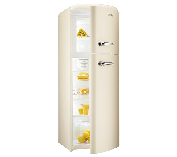RF60309OC Fridge Freezer Cream Utility room