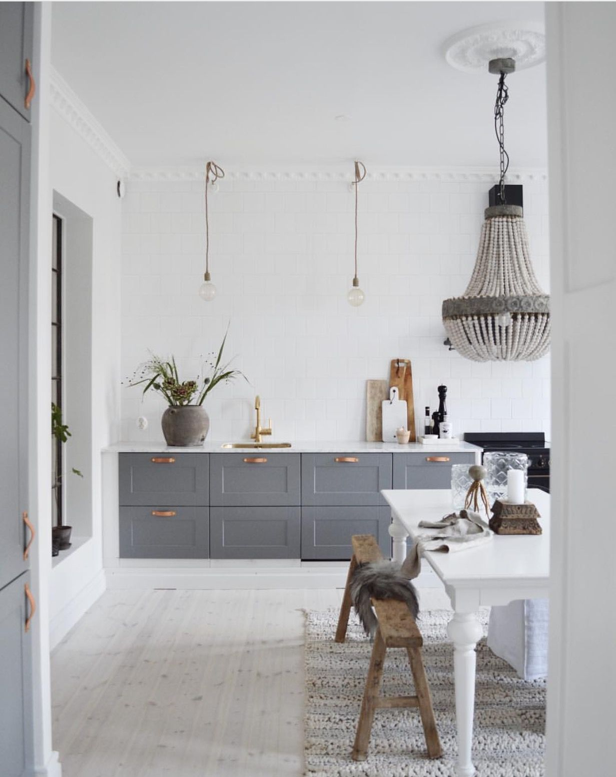 Scandinavian Design Interior Living