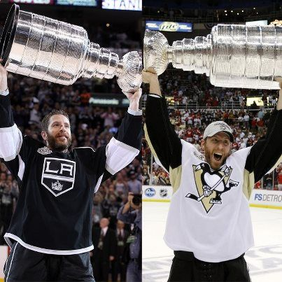Rob Scuderi is back in a Penguins uniform
