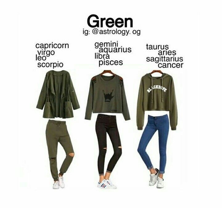 Zodiac Signs Outfits Taurus & Outfits Zodiac Signs