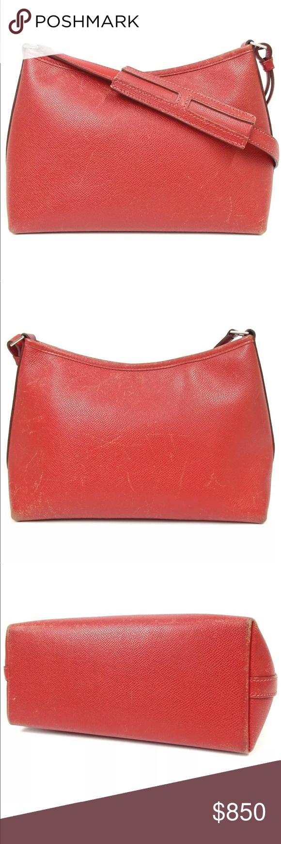 Hermès Berlango PM stamp square H shoulder bag Authentic Hermès Berlango  Shoulder Bag Category Shoulder Bag 1ddef602e40a8