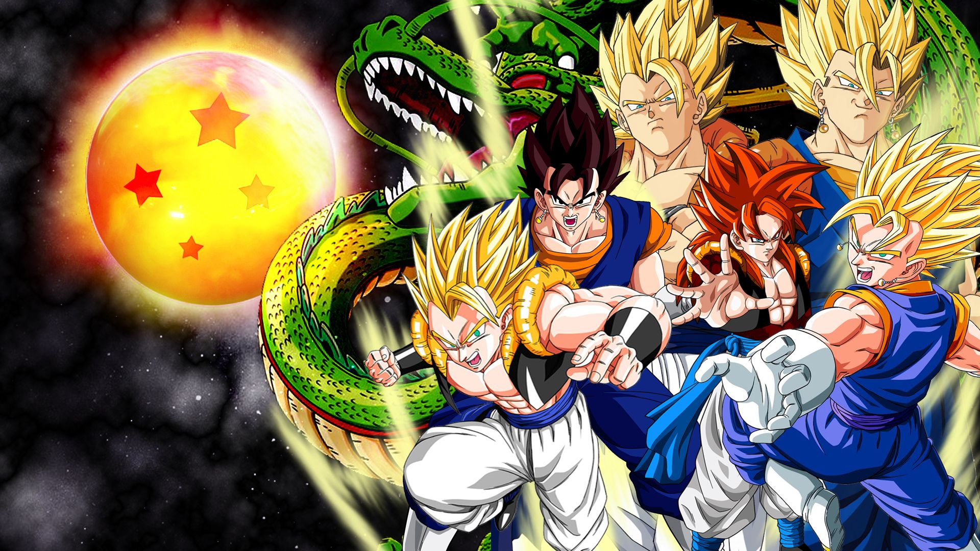 Dragon ball z wallpapers downloads dragon ball z best 3d - 3d wallpaper of dragon ball z ...