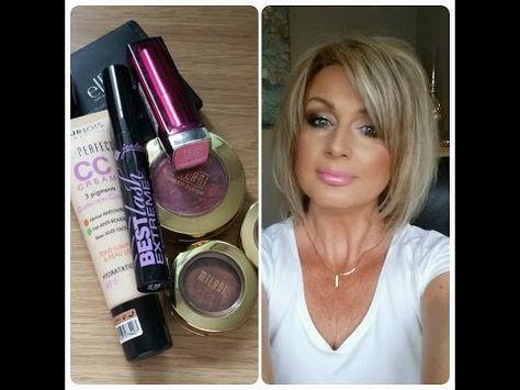 fe6cf660b22 How to do Makeup on Women over 60 Makeup Tutorial - mathias4makeup - YouTube