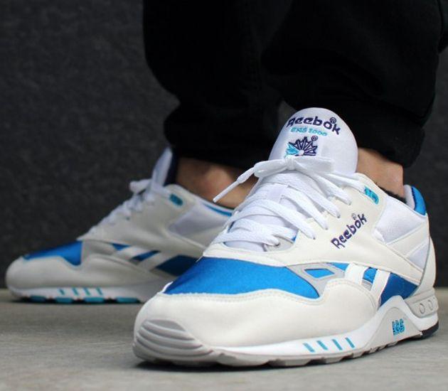 Reebok ERS 2000 White Blue | Zapatillas deportivas