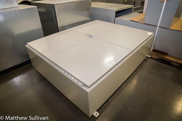 Electrical Enclosure Galvanized Steel Nema Type 3r Ul Listed Custom Metal Fabrication Galvanized Steel Custom Metal