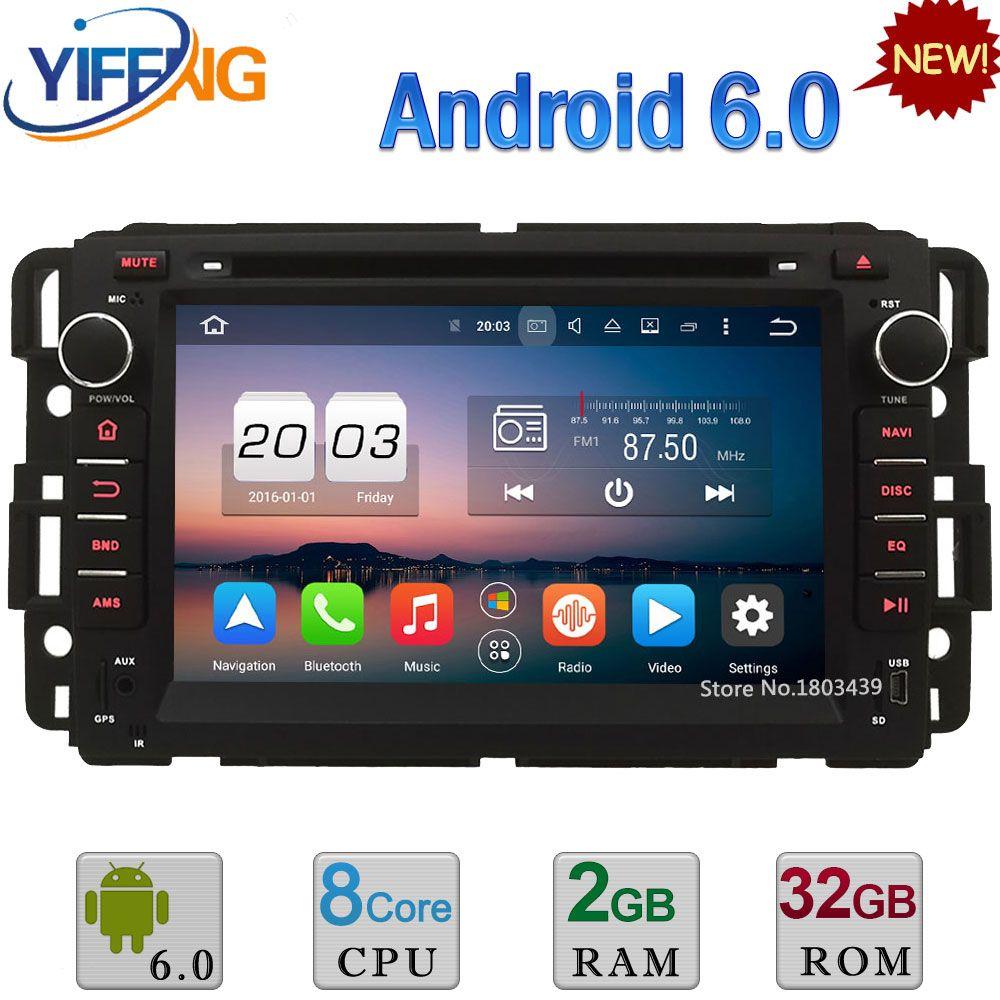 Octa Core Android 6 0 2gb Ram 32gb Rom 4g Wifi Fm Car Dvd Radio