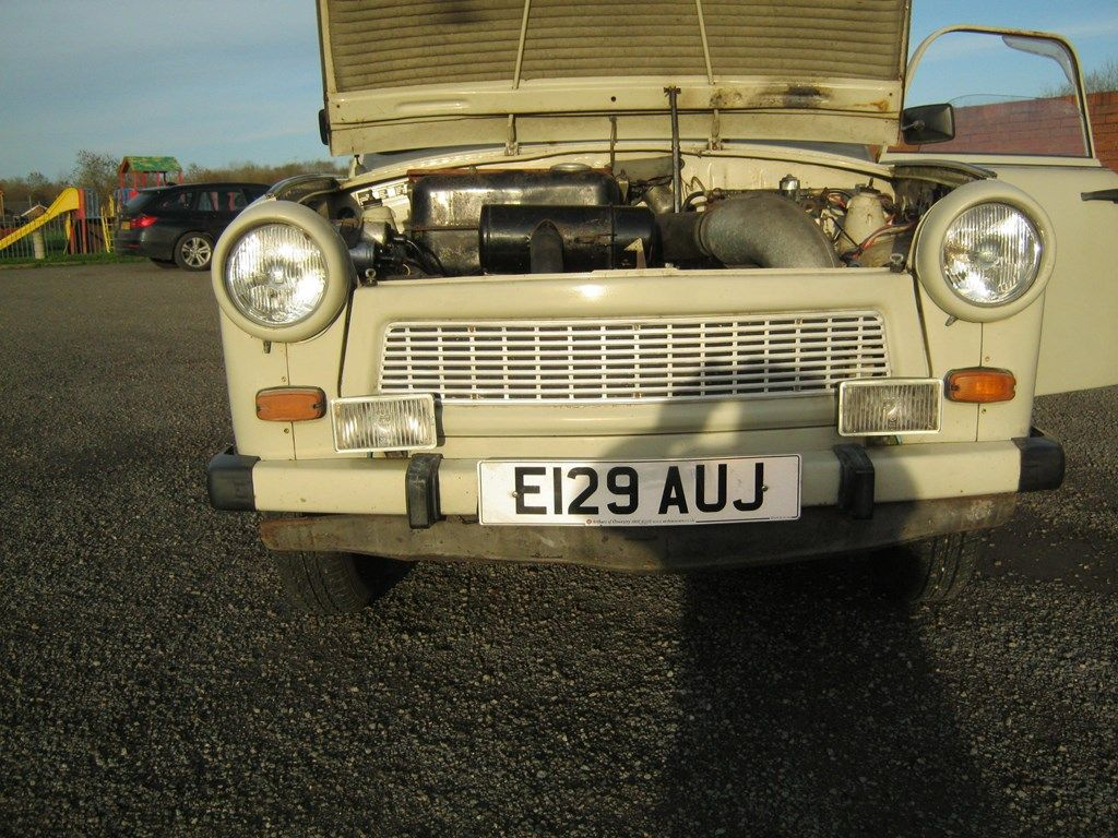 1988 TRABANT 601 for sale   Classic Cars For Sale, UK   The Cold War ...