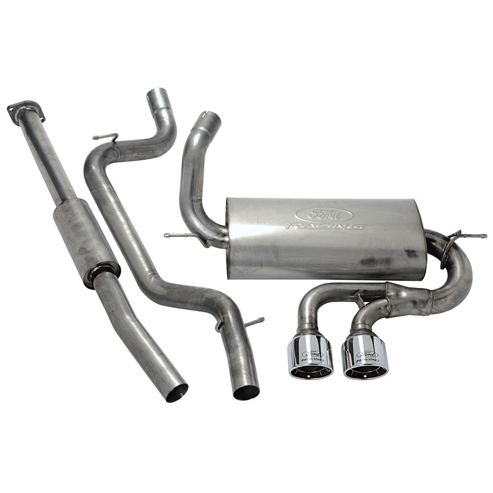 Ford Performance Cat Back Exhaust Stainless Steel Focus St 2013 2018 Ford Racing Ford Focus St Ford