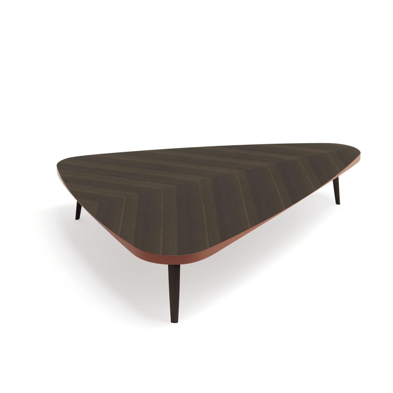 couch-tisch / dreieckig / für innenbereich / modern gramercy