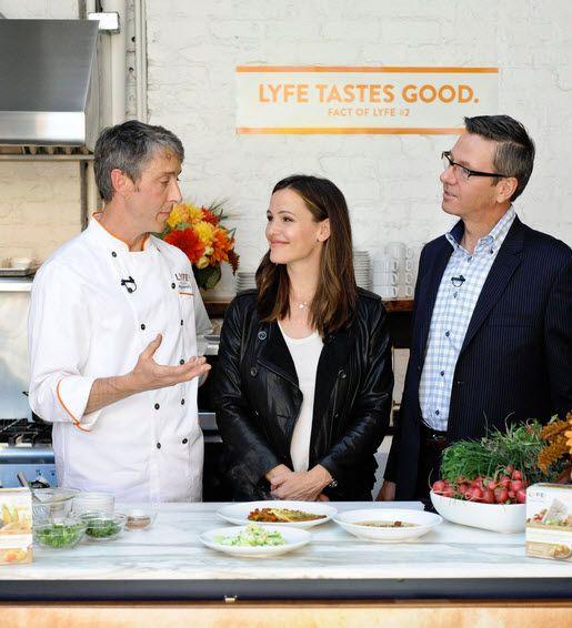Jennifer Garner joins LYFE Kitchen brand ambassador team