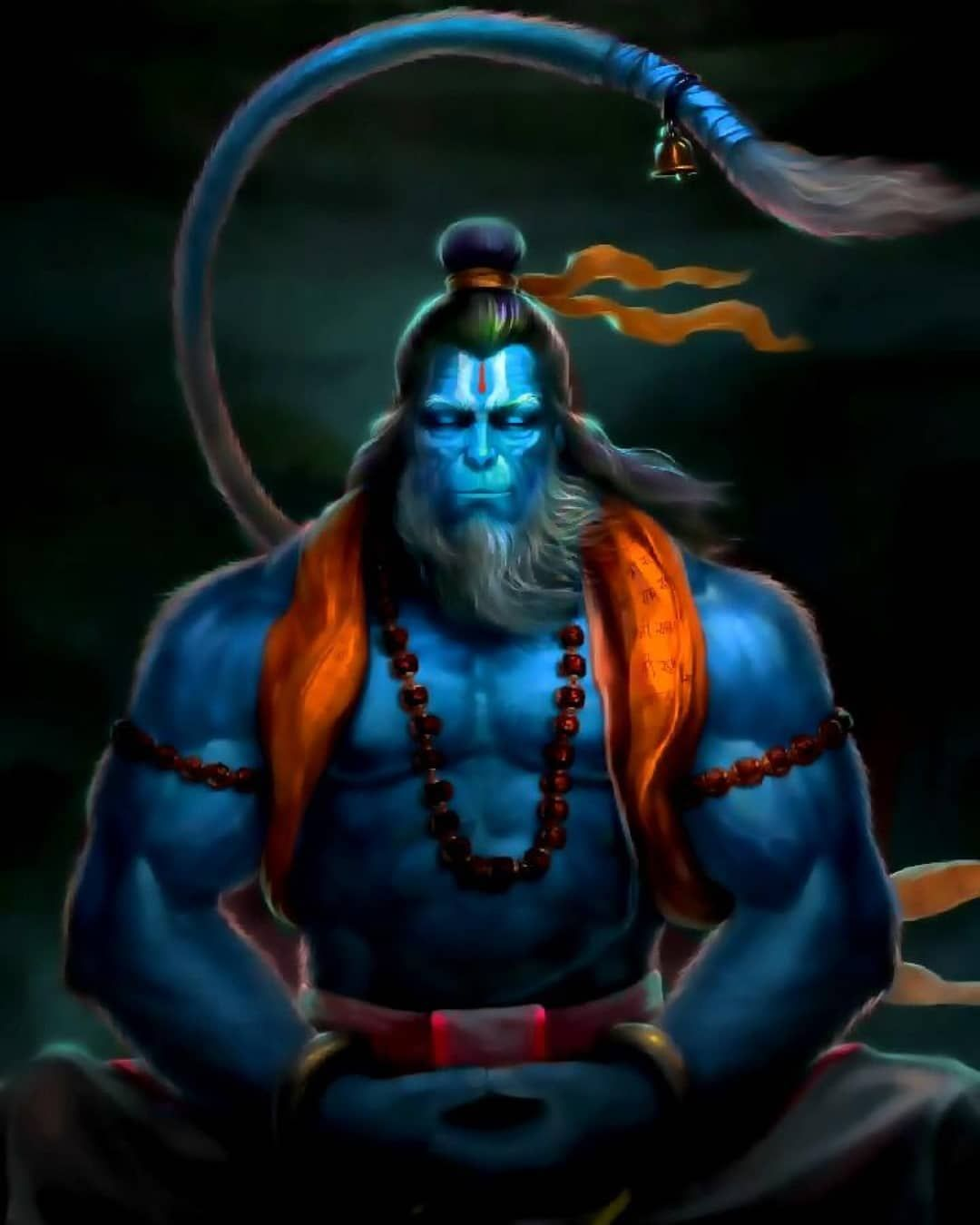 Image May Contain 1 Person Lord Hanuman Wallpapers Hanuman Ji Wallpapers Hanuman Wallpaper
