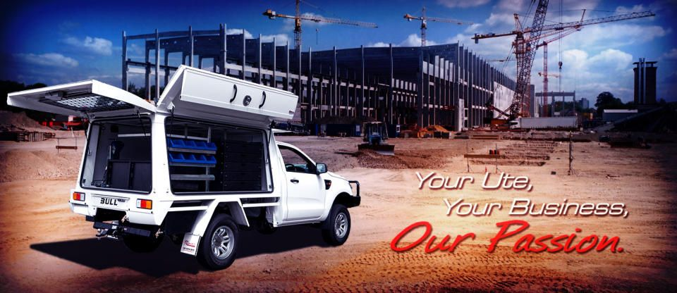 Bull Motor Bodies is Australia leading supplier of toolboxes ute canopies and flat trays to the mining fleet and trade sector. & Ute Canopies | Perth Brisbane Victoria Sydney Australia | Bull ...