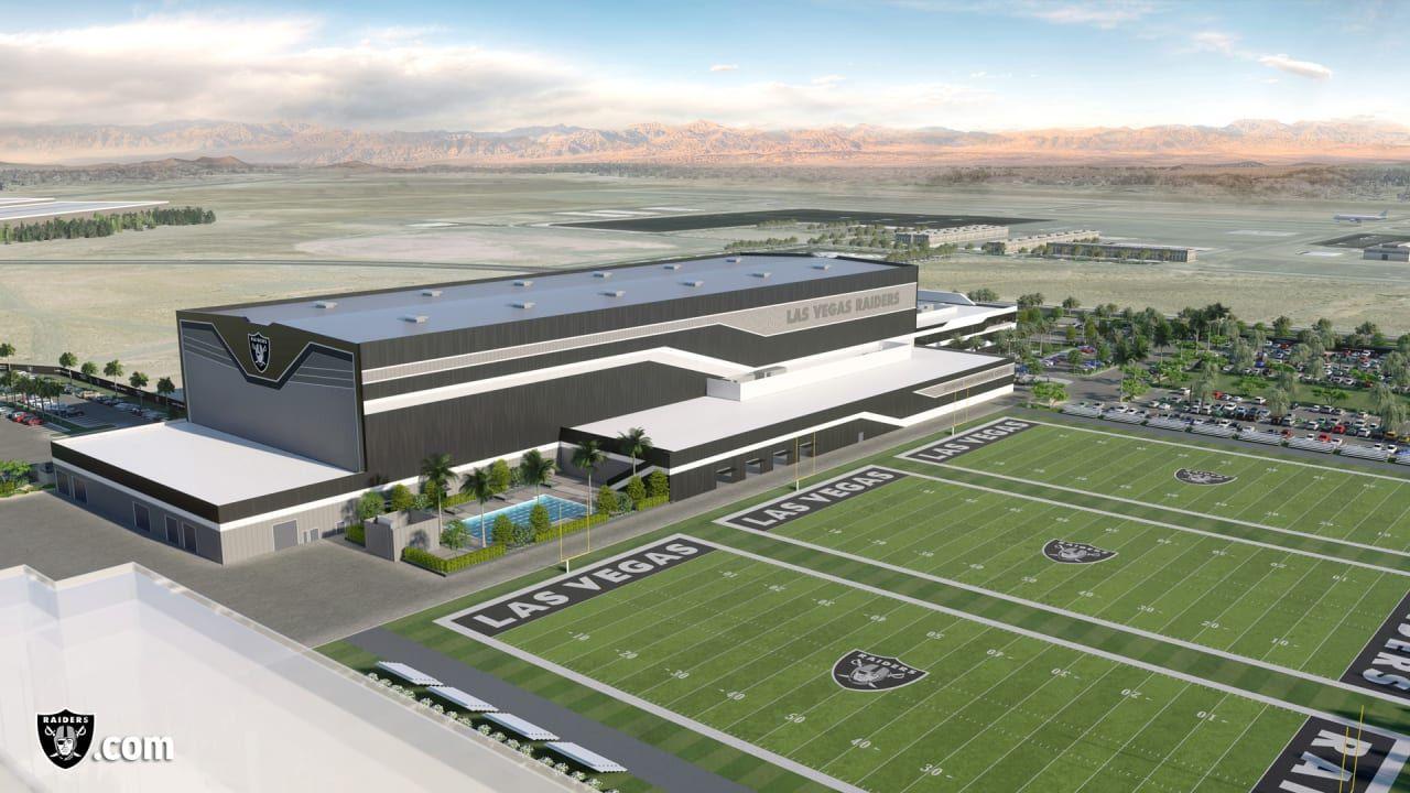 Future Raiders Headquarters In Henderson Nev Las Vegas Raiders Raiders Com
