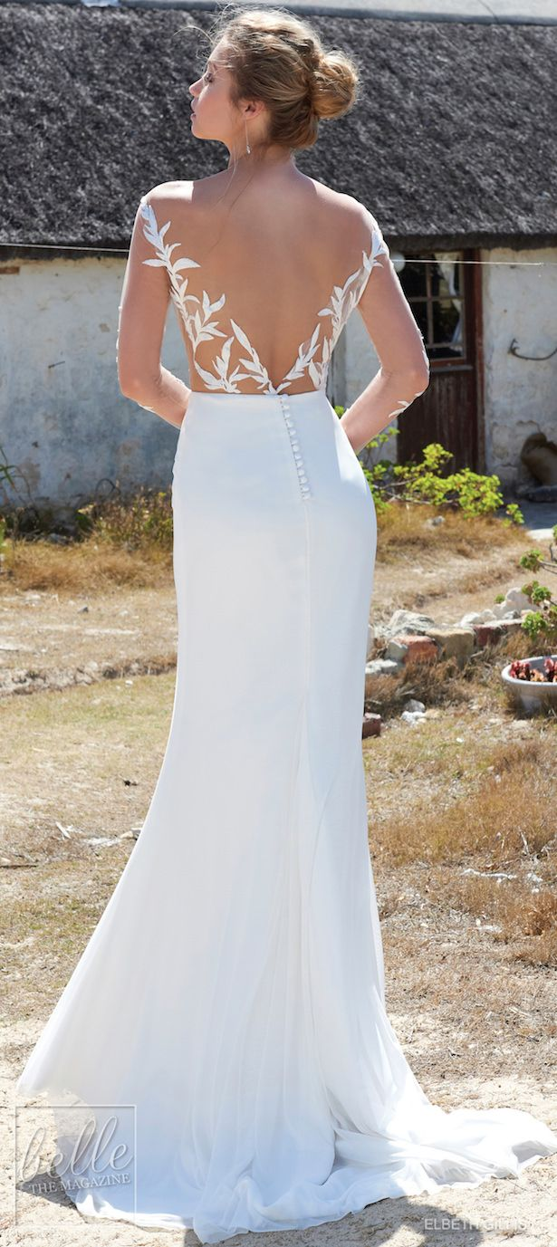 Elbeth gillis wedding dresses arniston blue bridal collection