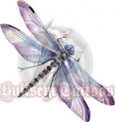 Dragonfly Tribal Tattoo Design by Jody