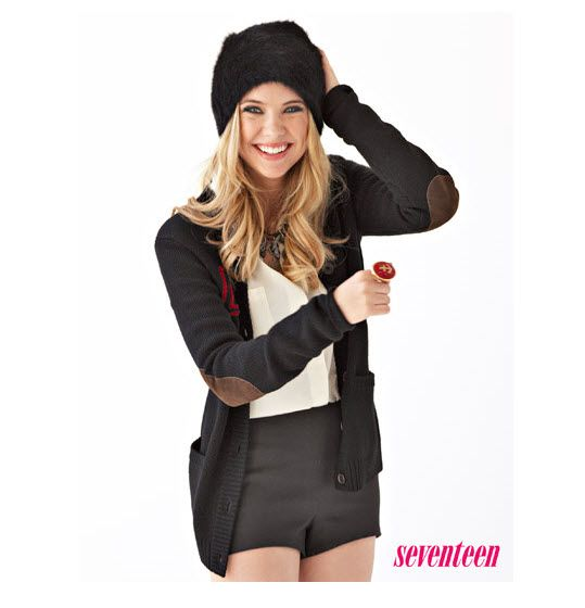 Love this pretty little liar's outfit!
