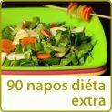 90 napos diéta étrend
