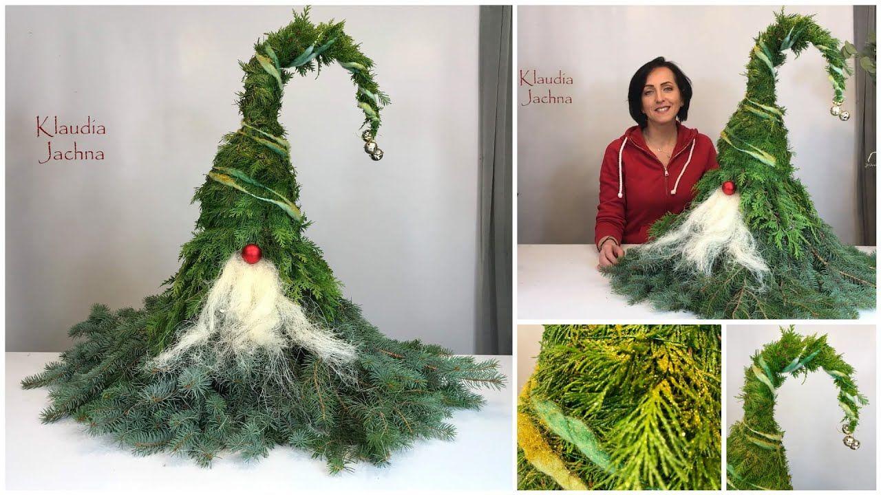 Jak Zrobic Swiatecznego Skrzata Diy Skrzat Swiateczny Christmas Decorations Christmas Ornaments Holiday Decor