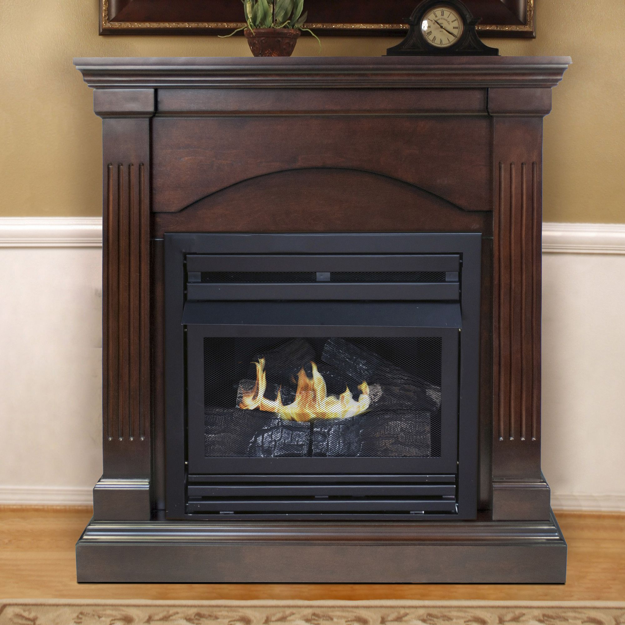 Dual Fuel Vent Free Wall Mount Gas Fireplace Products In