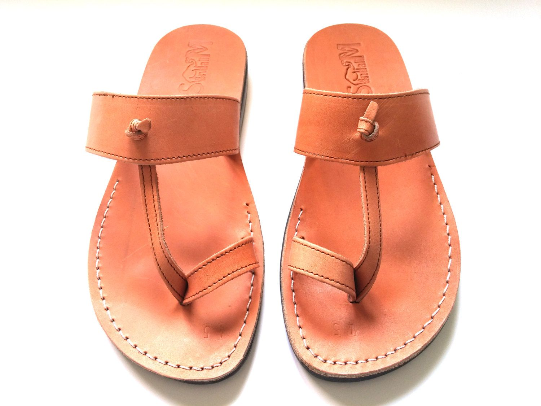 d34e37592c8c8 SALE ! New Leather Sandals EMPIRE Women s Shoes Thongs Flip Flops Flats  Slides Slippers Biblical Bridal Wedding Colored Footwear Designer by  Sandalimshop on ...