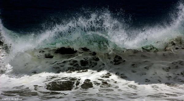The Crafted Sea, by Carlos De La Rua