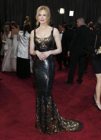 Nicole Kidman con abito L'Wren Scott