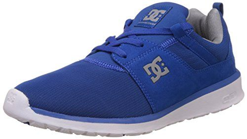 DC ShoesREBOUND High WN J Shoe 410 - Zapatillas Mujer, Color Azul, Talla 38