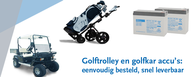 #Golftrolley en #golfkar accu's Raca Batteries: http://bit.ly/1PITOqJ