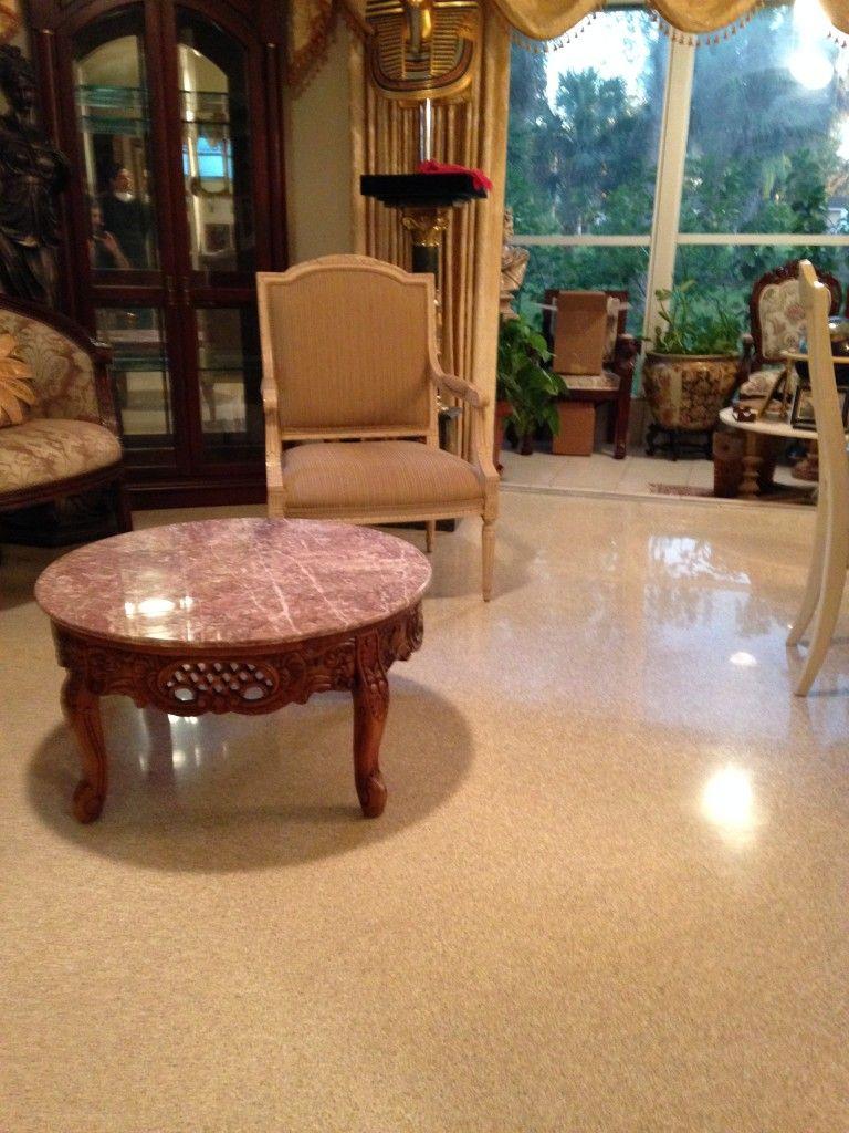 Diy Cleaning Your Own Terrazzo Floors Diy Terrazzo