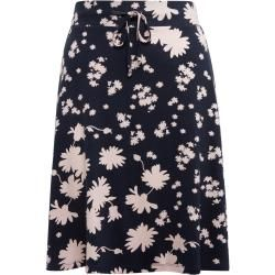 Photo of Tom Tailor Women's Jersey Skirt, blue, patterned, size 38 Tom TailorTom Tailor