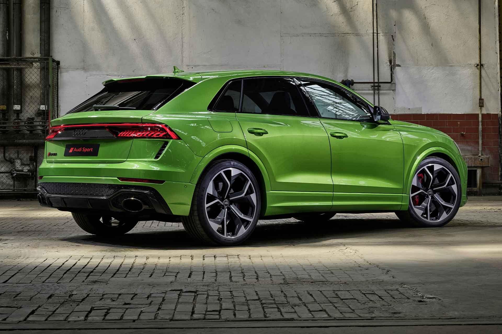 Audi Rs Q8 Suv In 2020 Audi Rs Audi Suv