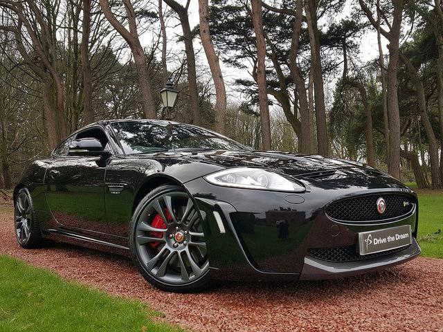 Furness Park Jaguar Xk Xkr S 5 0 V8 Supercharged Coupe Circa 100000 List New The Black Cat Has Arrived Wow