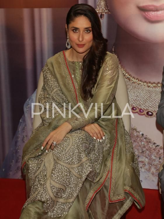 99c77fb38b Kareena Kapoor Khan looks ethereal in traditional at an event in Delhi