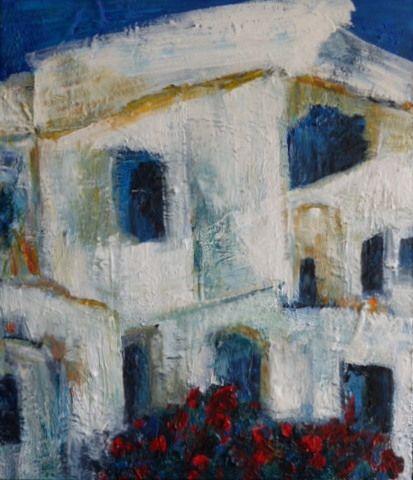 Ancient Ruins by Evalyn VerHey
