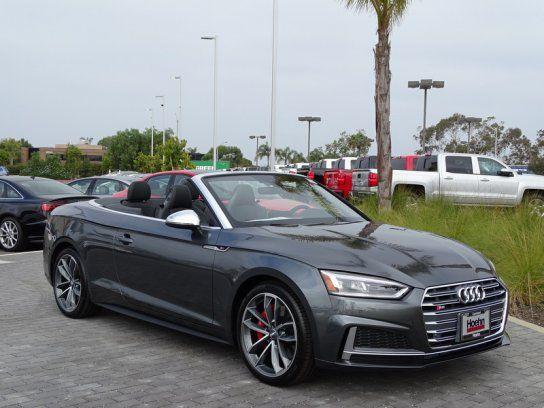 Convertible Audi S T Premium Plus Cabriolet With Door In - Audi carlsbad