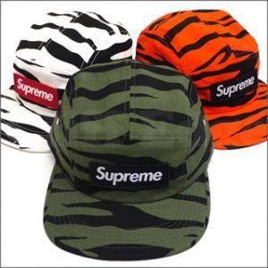 Supreme Tiger Camo Five Panel. Supreme 3c5ff105bd2