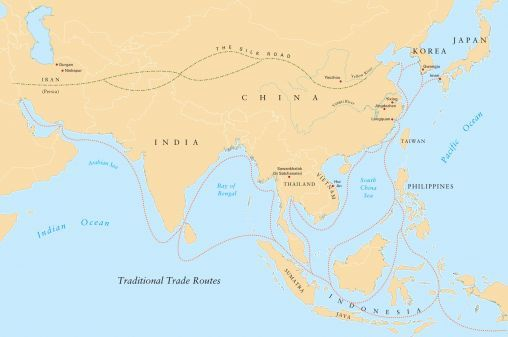 Here's a lesson on the Silk Road where students analyze objects from South Asia, West Asia, and China to connect to the travel experiences of ancient merchants and traders, develop an understanding of the breadth of the land and sea trade, and explore how art and ideas travel and change over time and place.