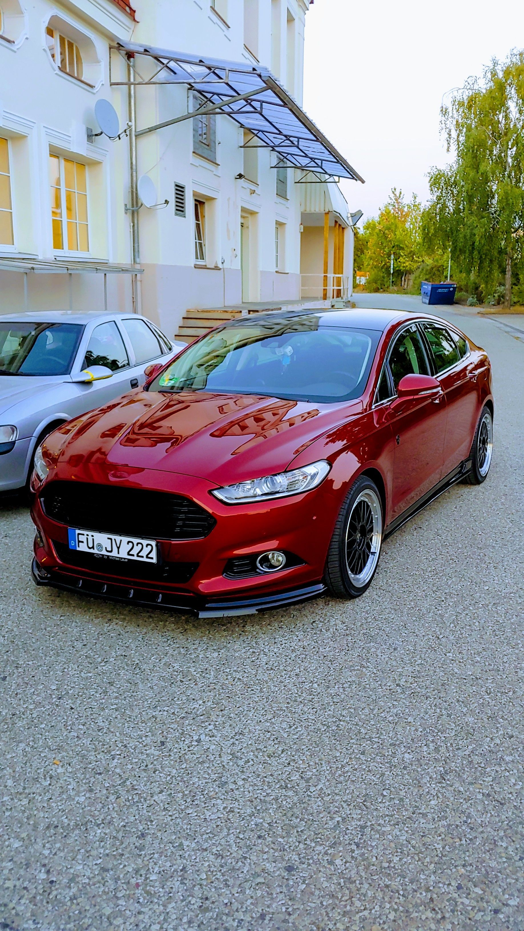 Ford Fusion Tuning Muscle Cars Ford Fusion Tuning Muscle Cars Ford