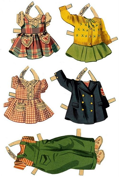 31 best Cricut - Everyday Paper Dolls images on Pinterest ...  |Everyday Paper Dolls Pattern