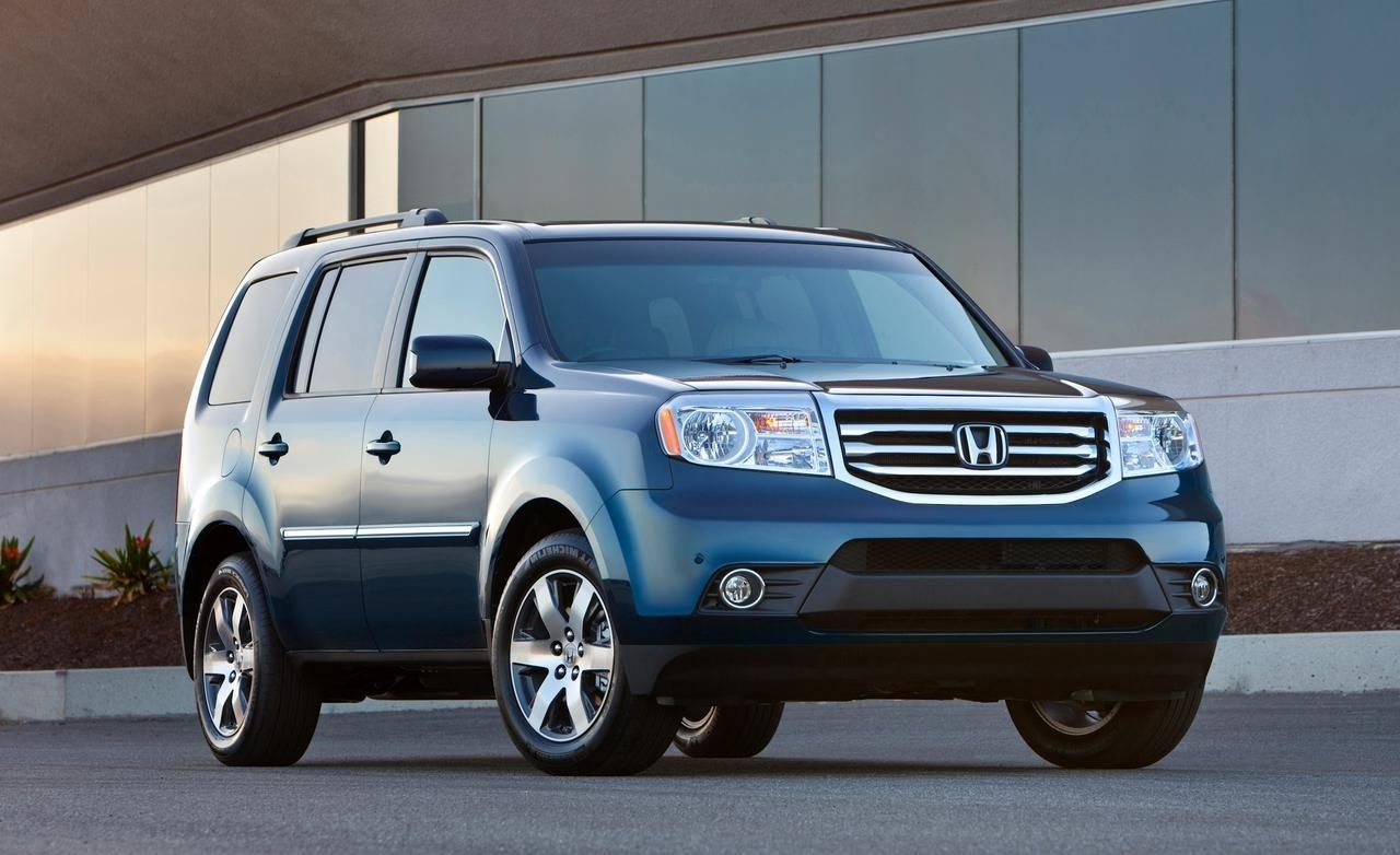 Surprising 2015 Honda Pilot Touring s Gallery