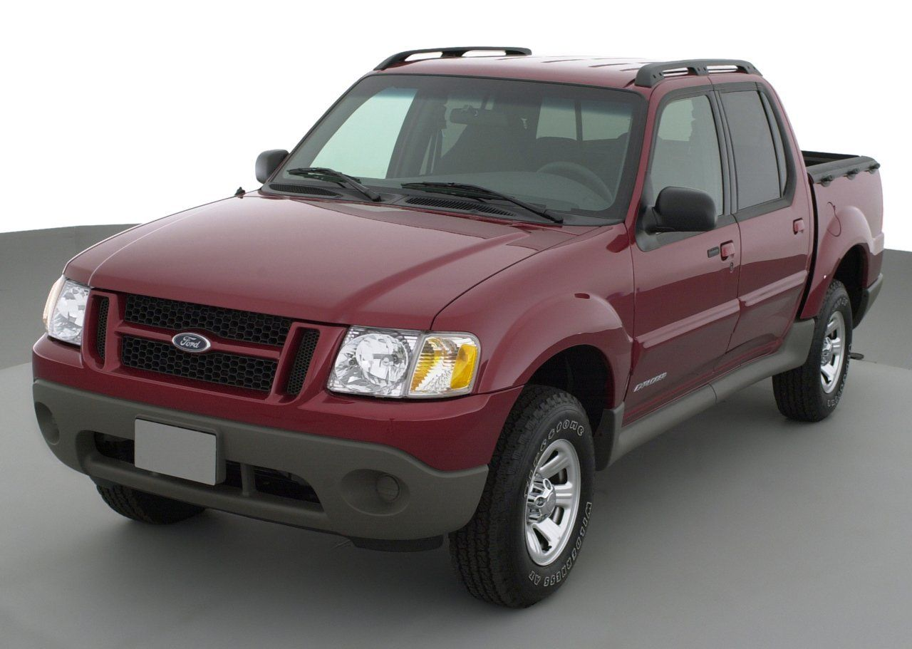 2002 Ford Explorer Sport Trac Explorer sport, Ford explorer