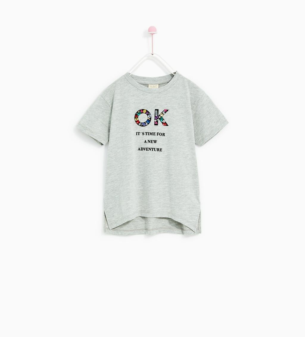 c8ea822a7 Camisetas para niña