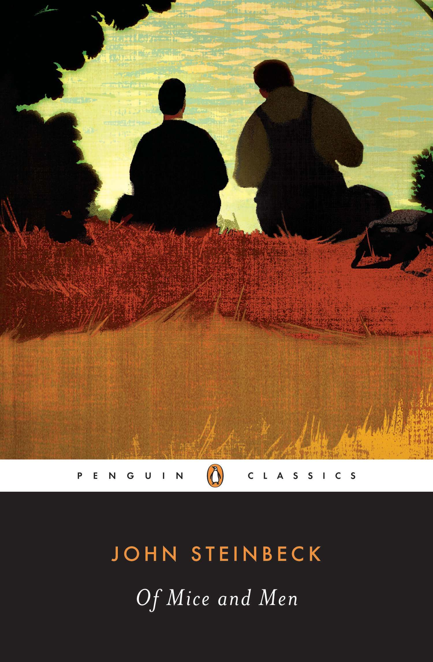 Penguin classics celebrate the anniversary of an american classic penguin classics celebrate the anniversary of an american classic of mice and men by john steinbeck fandeluxe Images