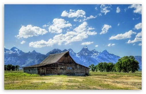 Grand Tetons and Yellowstone is on my list. Wyoming