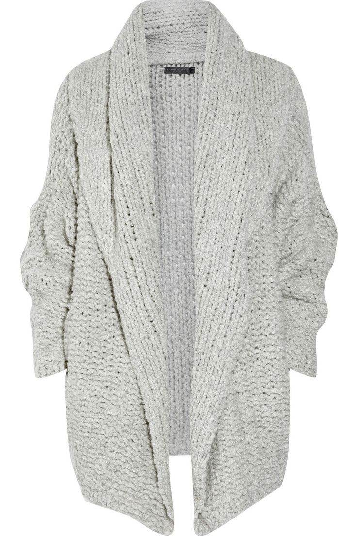 Oversized cashmere cardigan. WANT.. | KNIT LADIES | Pinterest ...