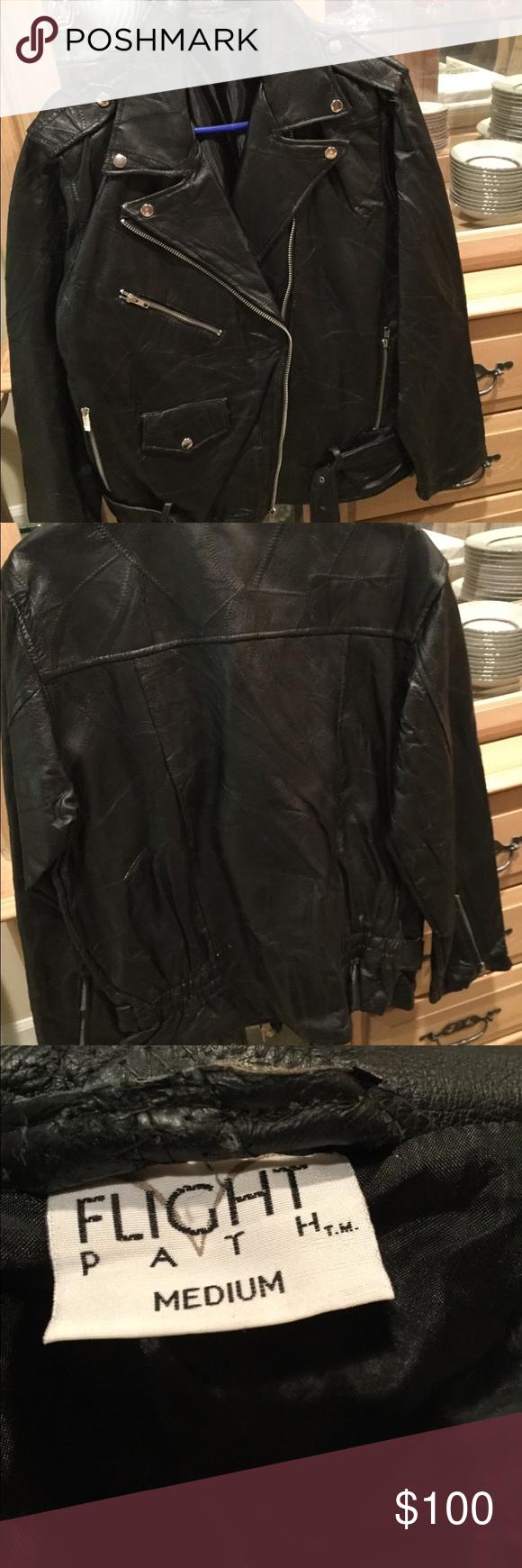 Flight Path Mens Leather Motorcycle Jacket Pinterest Motorcycle