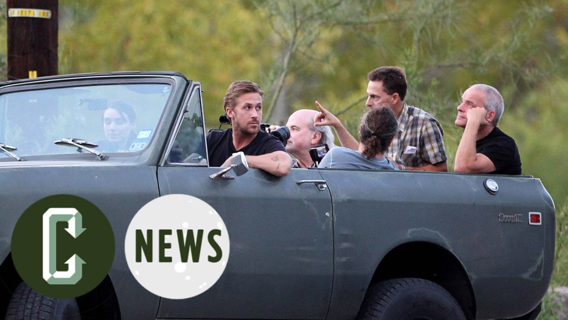 Ashley Mova returns with an all new Collider News breaking down the report about Weightless, Terrence Malick's new movie that just announced its full cast li...