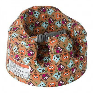 Bumbo Floor Seat Cover Owl Baby Floor Infant Fabric Washable New Free Shipping. Want to give your Bumbo Baby Seat an even bigger personality. Dress it up with the new must have accessory, made exclusively for the Bumbo Floor Seat. Add new flair with a variety of fun and stylish patterns that reflect your personality. The seat cover is easy to put on and take off and protects your baby seat. This seat pad is made from breathable, machine washable fabric and includes two side pockets for…