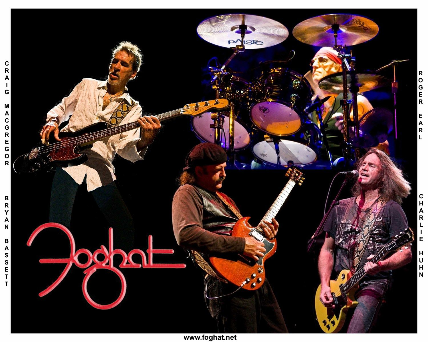 Foghat Dothan Al With Images Old School Music Concert Music Bands